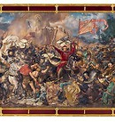 Jan Matejko, The Battle of Grunwald [Tannenberg], 1878, oil on canvas