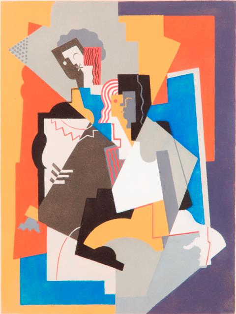 Albert Gleizes, Le couple
